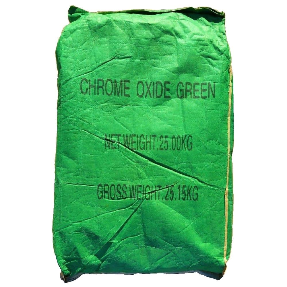 Oxid Verde de Crom 25kg